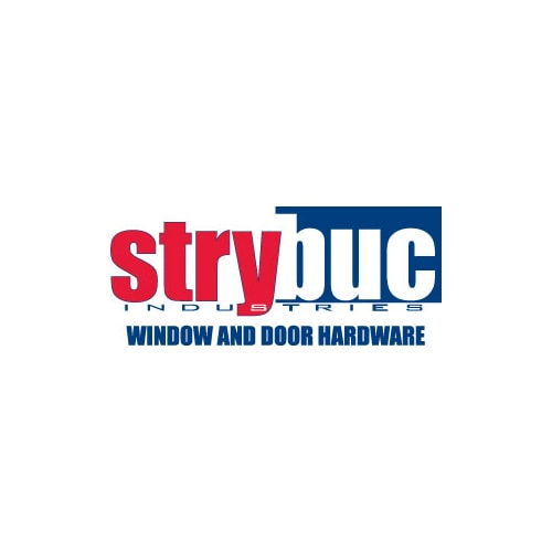Strybuc 17166RHBC Amerimax Right Hand Screen Door Latch
