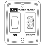 Suburban  Water Heater Swtch/Lamp/Plate Black   NT94-4803 - Water Heaters