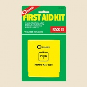 Coghlans  First Aid Kit Pack II   NT03-0039 - Camping and Lifestyle - RV Part Shop Canada