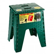 """B&R Plastics  Neat Seat 15\\"""" Forest Green   NT03-1219 - Step and Foot Stools - RV Part Shop Canada"""