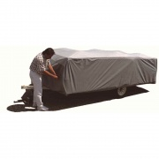 """Adco Products  Aquashed Pop Up Cover 12'1\\""""-14'   NT01-1140 - Tent/Folding Trailer Covers"""