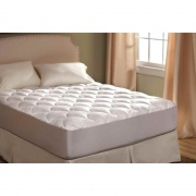 "Lippert  Ultra Plush Mattress Pad, Queen, 60\"" X 80\\"" X 2\\""  NT03-1034 - Bedding"