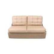 "Lippert  62\\"" Jackknife Sofa With Kickboard 62X28X23 (Beckham Tan)  NT03-2058 - Sofas"