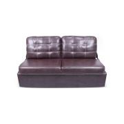 """Lippert  62\\"""" Jackknife Sofa With Kickboard 62X28X23 (Poise Mahogany)  NT03-2085 - Sofas"""