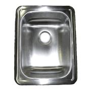 Lasalle Bristol  Sink Stainless Steel Self Rim 125-7   NT10-0504 - Sinks
