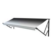 Lippert  Unversal Awning Fabric 16 ft. Black Fade Black Wrap  NT90-2071 - Patio Awning Fabrics - RV Part Shop Canada
