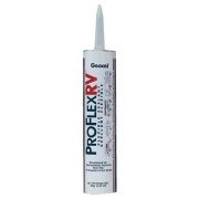 Geocel  Pro Flex RV 10 Oz Clear Can  NT13-1617 - Maintenance and Repair