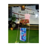 U-Camp Products  Rollumup Awning Clothesline   NT03-0570 - Camping and Lifestyle