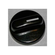 Suburban  Knob Black   NT40-0946 - Ranges and Cooktops - RV Part Shop Canada