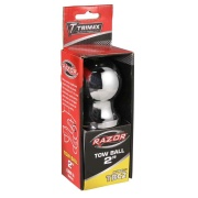 Trimax  Tow Ball Chrome 2In   NT69-8259 - Hitch Balls