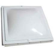 Specialty Recreation  Polycarbonate Vent Lid White 26W  NT22-0123 - Exterior Ventilation