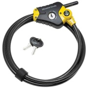 Master Lock  6' Python Adjustable Locking Cable   NT20-0225 - RV Storage
