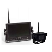 """Mobile Awareness  5.6\\"""" Digital Wireless Camera  NT24-0472 - Observation Systems"""
