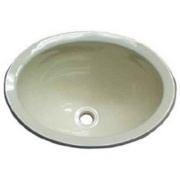 "Lasalle Bristol  Sink Oval 10\""X13\\"" White   NT10-1607 - Sinks"