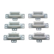 AP Products  6Pk Grace Plastic Back Sockets   NT20-0587 - Drawer Repair - RV Part Shop Canada