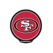 Power Decal  Powerdecal San Francisco 49Ers   NT03-1524 - Exterior Accessories
