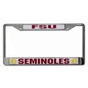 Power Decal  Florida State Chrome Fram   NT70-0491 - Exterior Accessories