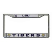 Power Decal  LSU Chrome Frame   NT70-0500 - Exterior Accessories