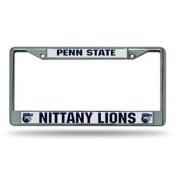 Power Decal  Penn State Chrome Frame   NT70-0509 - License Plates
