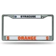 Power Decal  Syracuse Dhrome Frame   NT70-0511 - License Plates
