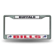 Power Decal  Bills Chrome Frame   NT70-0520 - Exterior Accessories