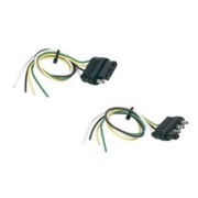 "Hopkins  12\"" Tow 4-Wire Flat Set   NT19-2378 - 12-Volt"