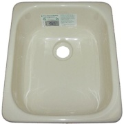 """Duo-Form  Utility Sink 13\\""""X15\\"""" 7In Drop   NT10-1012 - Sinks - RV Part Shop Canada"""