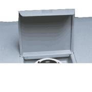 Tote-N-Stor  Lid Only   NT11-0236 - Sanitation