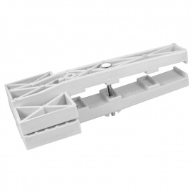 Buy Valterra A10253 Awning Saver Clamp White 2 Bag - Awning Accessories
