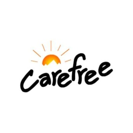 Buy By Carefree Window Awning 3.0' Indigo/White - Window/Door Awnings