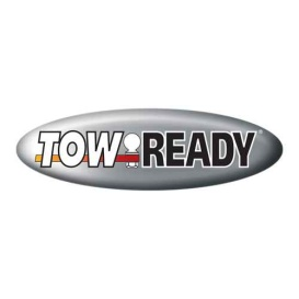 """Buy By Tow Ready Receiver Mount Tow Hook GWR 8 000 Lbs. 7"""" Length -"""