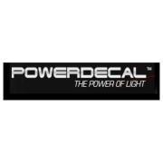 Power Decal  Powerdecal American Flag - Sqr   NT03-1645 - Auxiliary Lights - RV Part Shop Canada