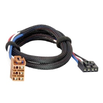 Buy Tekonsha 3025-P Brake Control Wiring Adapter - 2 Plug - fits GM