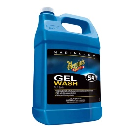 Buy Meguiar's M5401 54 Boat Wash Gel - 1 Gallon - Boat Outfitting