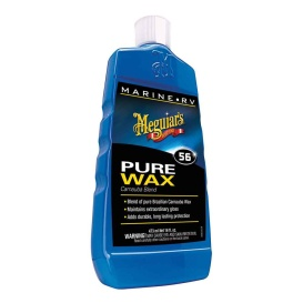 Buy Meguiar's M5616 56 Boat/RV Pure Wax - 16oz - Boat Outfitting