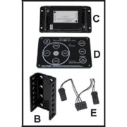 Bullseye Technologies  Vertical Electrical Control Kit   NT15-9300 - Jacks and Stabilization
