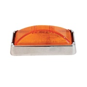 Optronics  Clearance/Marker Light LED Amber   NT18-1027 - Towing Electrical - RV Part Shop Canada