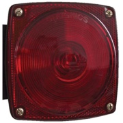 Optronics  Lens For Submersible TailLight   NT18-1292 - Towing Electrical - RV Part Shop Canada
