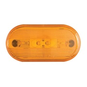 Optronics  Dual Bulb Amber Clearance Light   NT18-1792 - Towing Electrical - RV Part Shop Canada