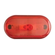Optronics  Dual Bulb Red Clearance Light   NT18-1793 - Towing Electrical - RV Part Shop Canada