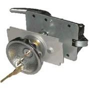 Suburban Metalcraft  Lockset Decker 1042   NT20-0202 - Doors