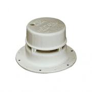 Ventline/Dexter  Black Plastic Plumbing Vent   NT22-0249 - Exterior Ventilation