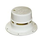 Ventline/Dexter  Colonial White Plastic Vent   NT22-0505 - Exterior Ventilation