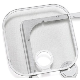 Buy Ventline/Dexter BVD043431 Removable Screen - Birch White - Exterior