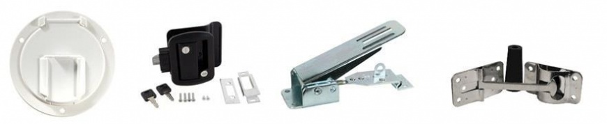 RV Door & Window Hardware Parts For Sale Online - RV Part